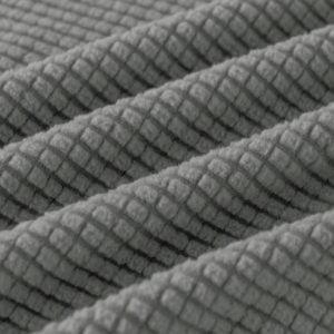 Σετ Ελαστικά Καλύμματα Σαλονιού (Τριθέσιο+Διθέσιο+Πολυθρόνα) Γκρι Ανοιχτό