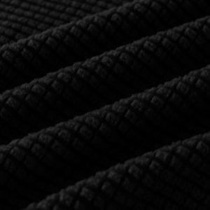 Σετ Καλύμματα Σαλονιού (Τριθέσιο+Διθέσιο+Πολυθρόνα) Μαύρο