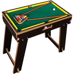Ξύλινο Τραπέζι Μπιλιάρδου 37x61x57cm
