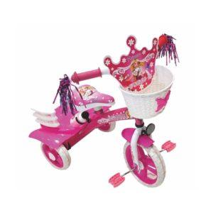 Παιδικό Τρίκυκλο Elagance -Ροζ
