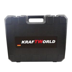 Τροχός με μπαταρία 125mm 24V-KRAFTWORLD